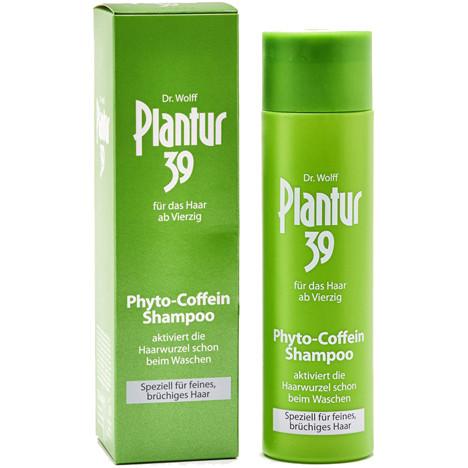 Plantur 39 Shampoo 250ml Coffein für feines Haar