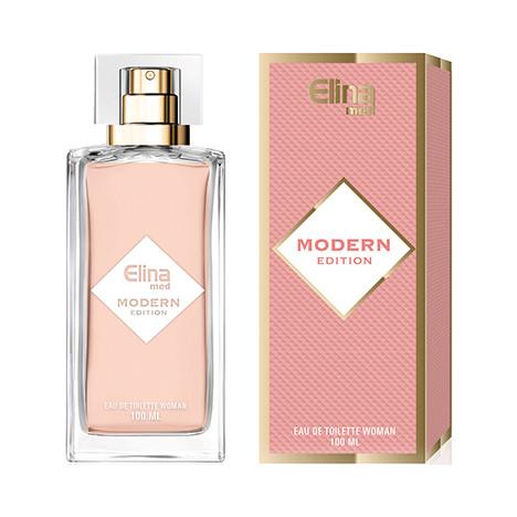 Parfüm Elina Modern Women 100ml, im Glasflacon