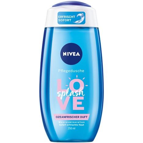 Nivea Dusch 250ml Love Splash