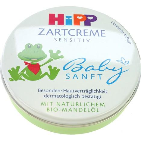Hipp Babysanft Zartcreme 75ml