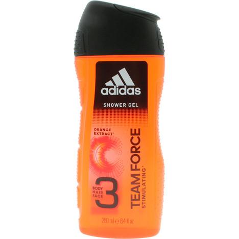 Adidas Dusch 250ml 3in1 Team Force