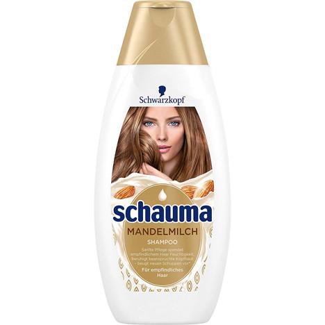 Schauma Shampoo 400ml Mandelmilch