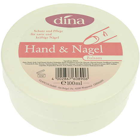 Creme Dina 100ml Hand-& Nagelbalsam in Dose