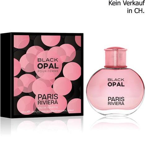 Parfüm Paris Riviera Black Opal 100ml EDT women