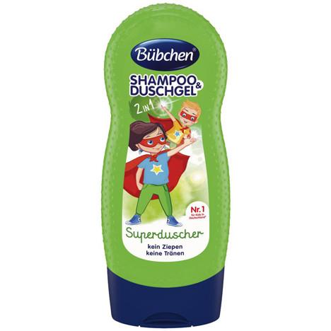 Bübchen Shampoo&Duschgel 230ml Tiger Wäsche