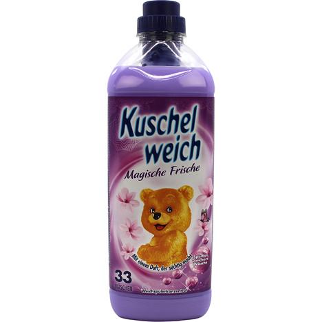 Kuschelweich Weichspüler 1Liter Magische Frische