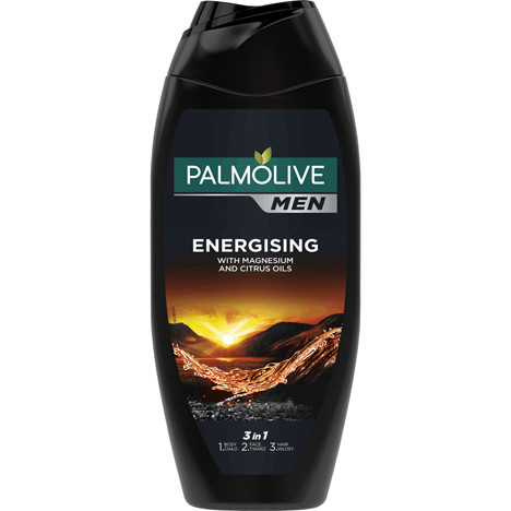 Palmolive Dusch 250ml For Men Energising