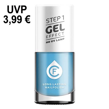 CF Gel Effekt Nagellack 11ml , Farb-Nr.411