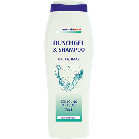 Marvita med Duschgel & Shampoo 250ml