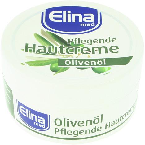 Elina Olive Hautpflegecreme 150ml in Dose
