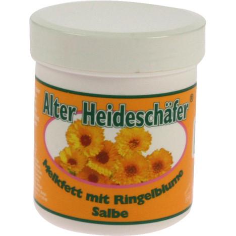 Creme Heideschäfer 100ml Melkfett mit Ringelblume