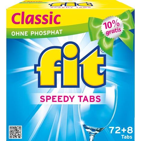 FIT Classic Tabs 72+8 Tabs XL