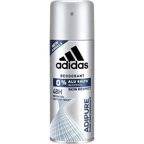 Adidas Deospray 150ml Adipure Men