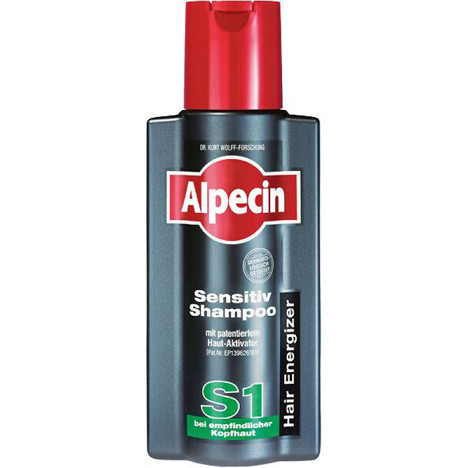 Alpecin Aktiv Shampoo 250ml Sensitiv