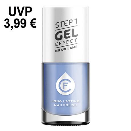 CF Gel Effekt Nagellack 11ml , Farb-Nr. 412