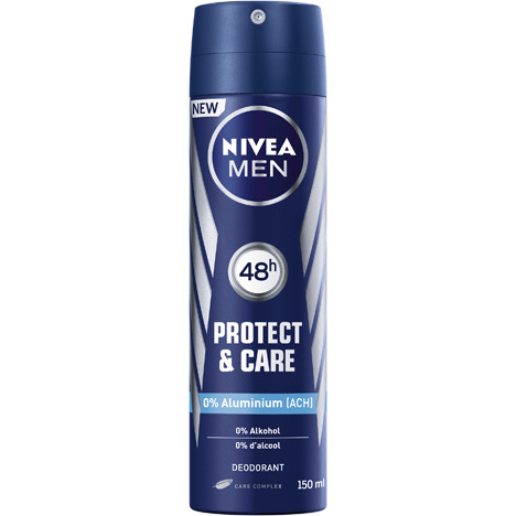 Nivea Deospray Men 150ml Protect Care