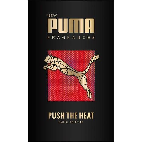Parfum Puma EDT 50ml Push The Heat