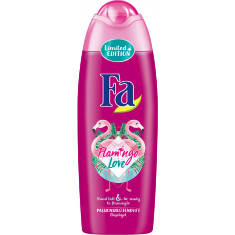 Fa Dusch 250ml Flamingo Love