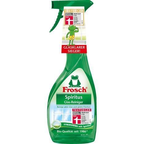 Frosch Glasreiniger Spritus 500ml