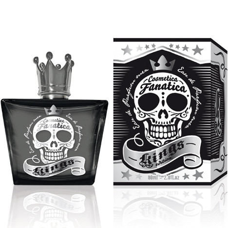 Parfüm CF Black Skull 80ml for men