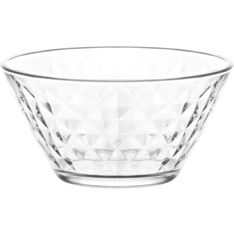 Luminarc Stackable Glass Bowls 6cm Ideal for Dips Sauce