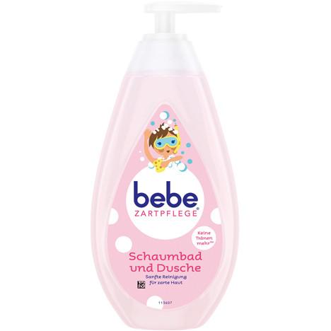 Bebe Schaumbad & Dusche 500ml