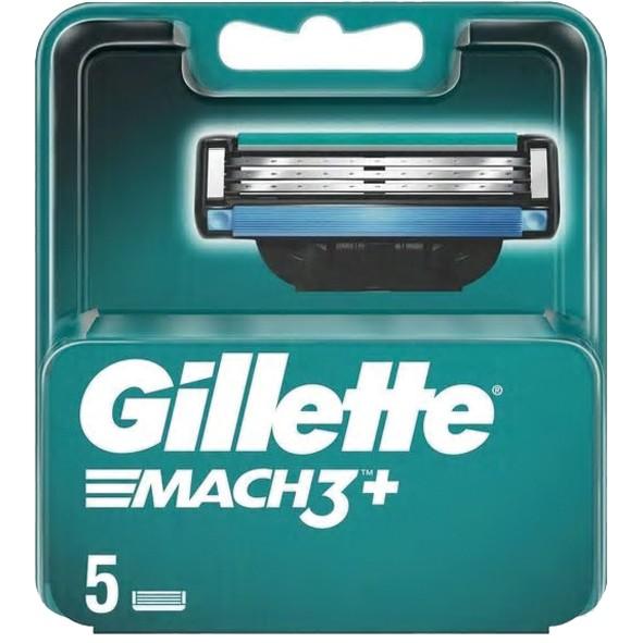 Gillette Mach3 5er Klingen