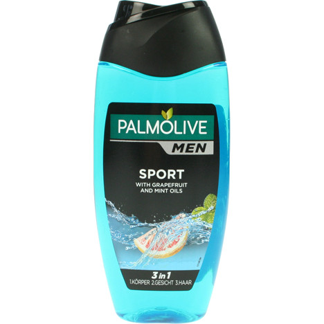 Palmolive Dusch 250ml For Men Sport