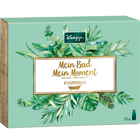 Kneipp GP Badeöl Komposition 10x20ml