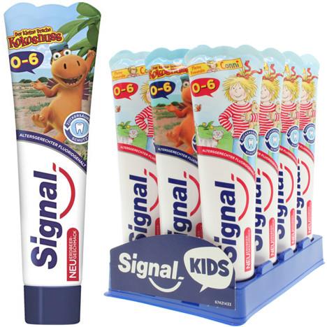 Signal Zahngel Kinder 0-6 Jahre 50ml