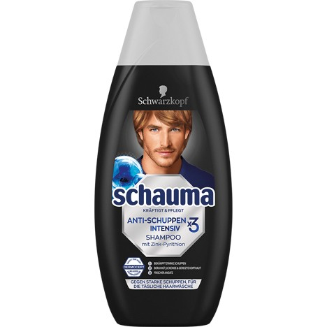Schauma Shampoo 400ml Anti Schuppen Pflege