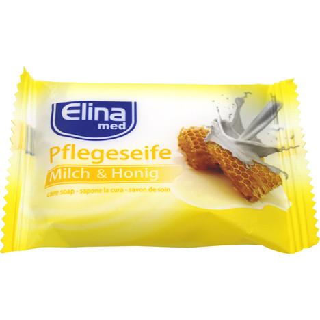 Seife Elina Milch & Honig 25g Stück in Folie
