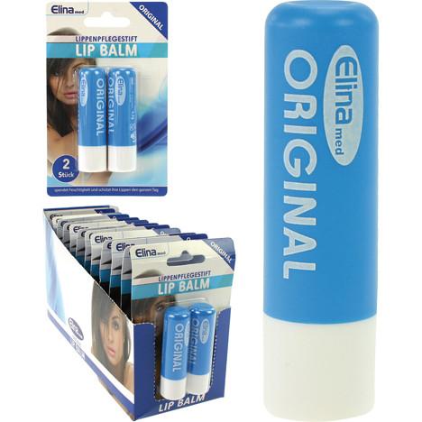 Lippenpflegestift 4,3g 2er mit Vitamin E a.Karte