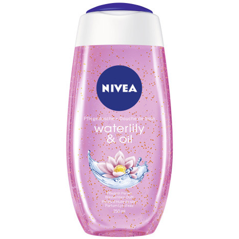 Nivea Dusch 250ml Waterliliy & Oil