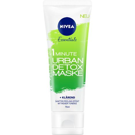Nivea Urban Skin 1-Minute Detox Maske 75ml