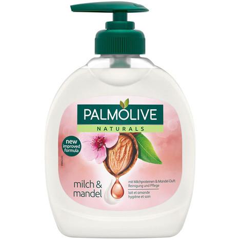 Palmolive Flüssigseife 300ml Creme-Mandelmilch