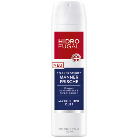 Hidrofugal Deospray 150ml Männer-Frische