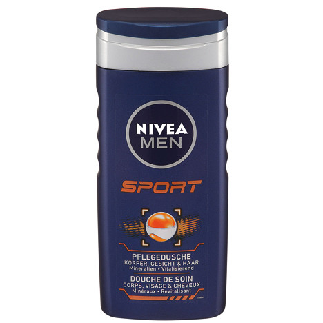 Nivea Dusch 250ml Sport for Men