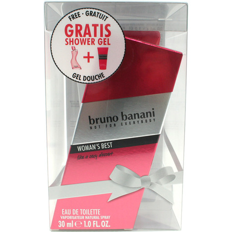 GP Bruno Banani NFE Woman's Best EDT 30ml