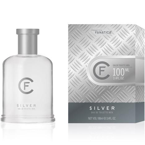 Parfüm CF SILVER 100ml for men