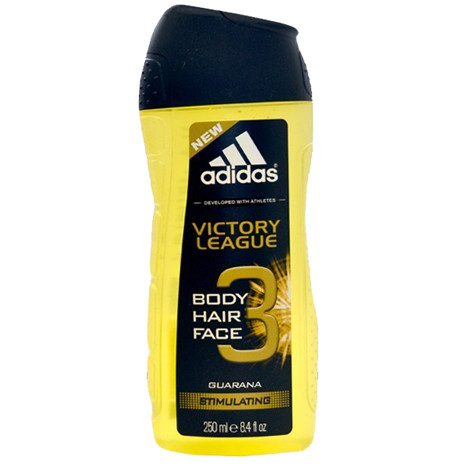 Adidas Dusch 250ml 3in1 Victory League
