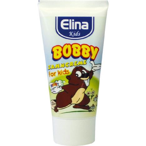 Elina Kids Zahncreme 50ml BOBBY